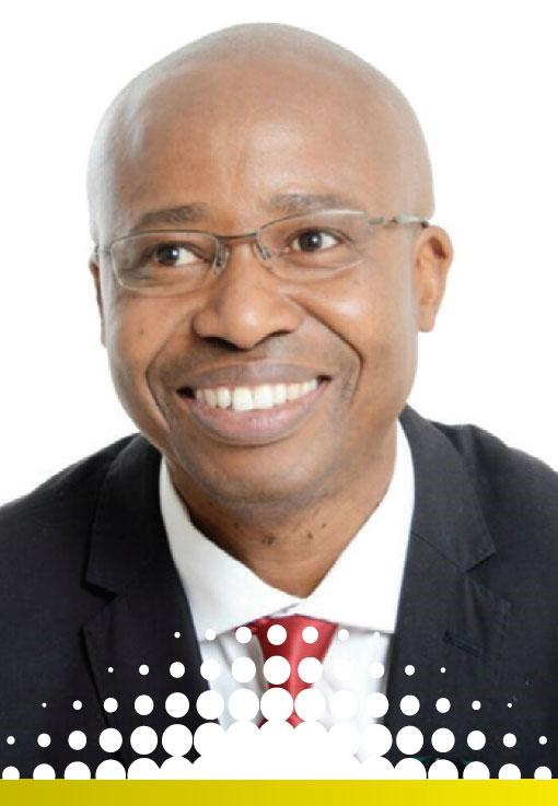 Dr. Moraka Makhura