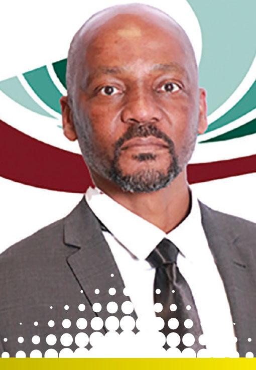 Dr. Thulasizwe Mkhabela